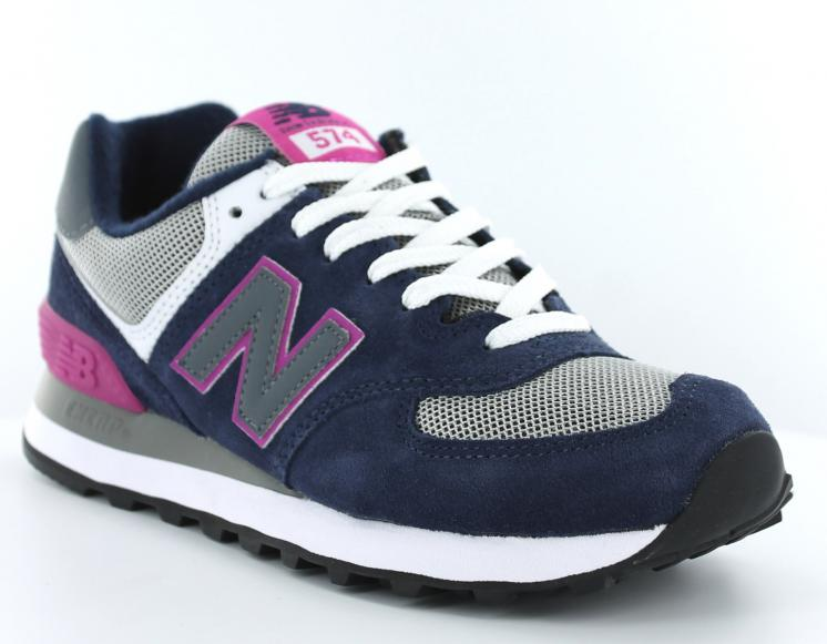 basket new balance fille prix