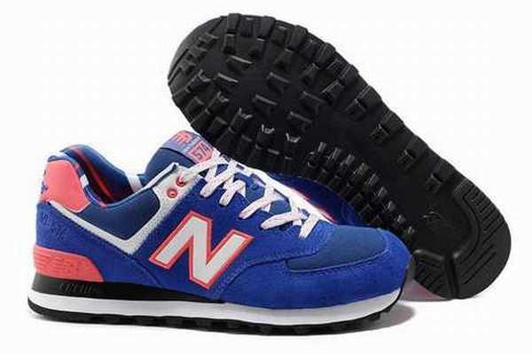 chaussures new balance femme soldes