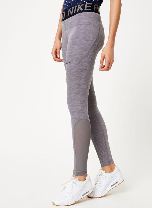 franja Obstinado Masaccio  nike collants pro gris et noir femme,Nike Pantalon legging et collant -  Collant de training (Gris -