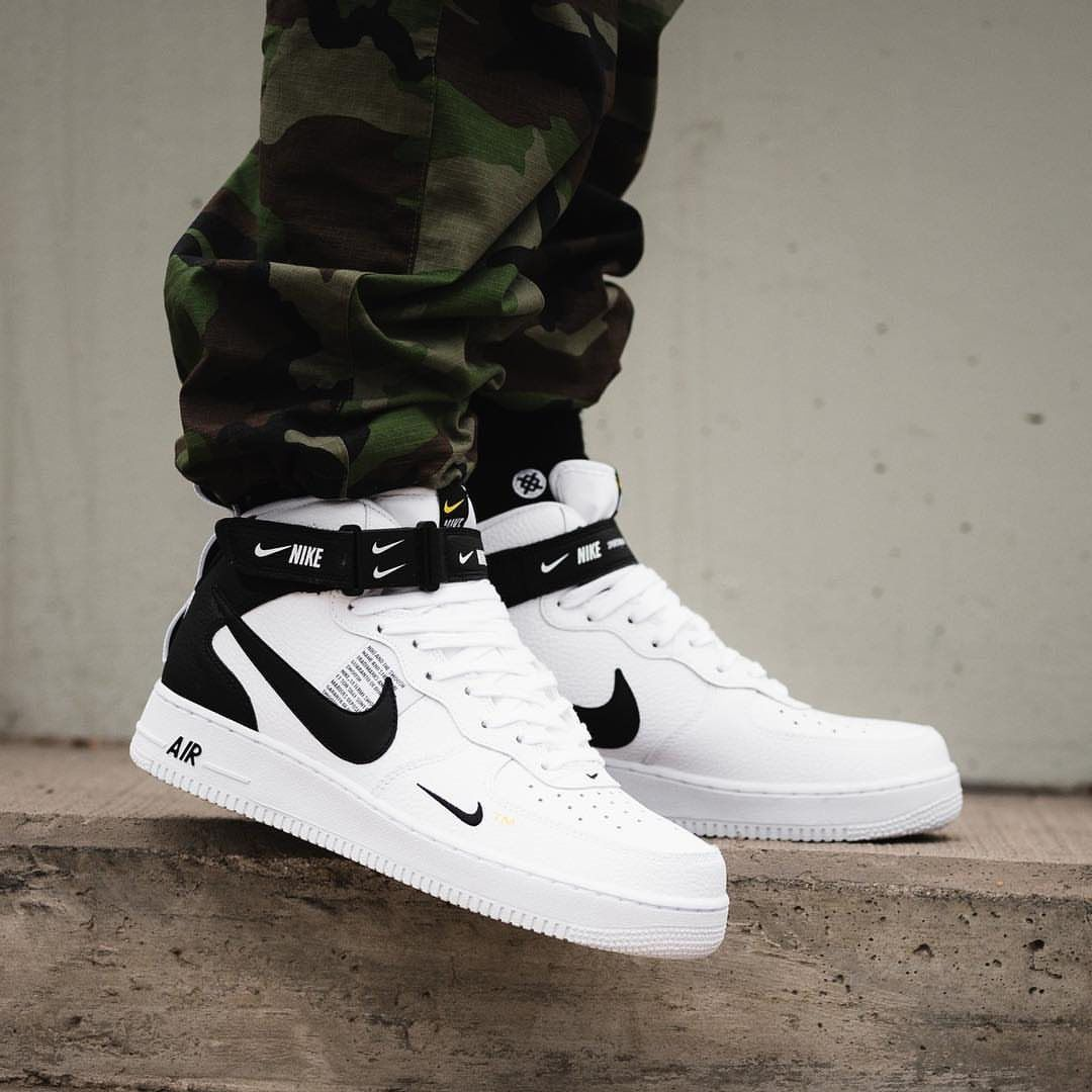 air force 1 femme mid