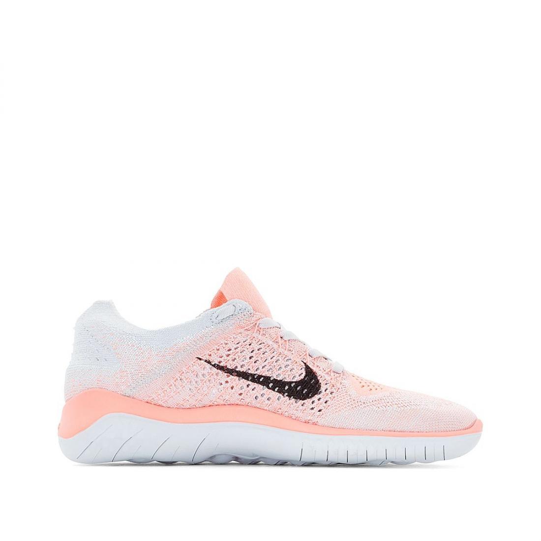chaussure nike femme rose noir