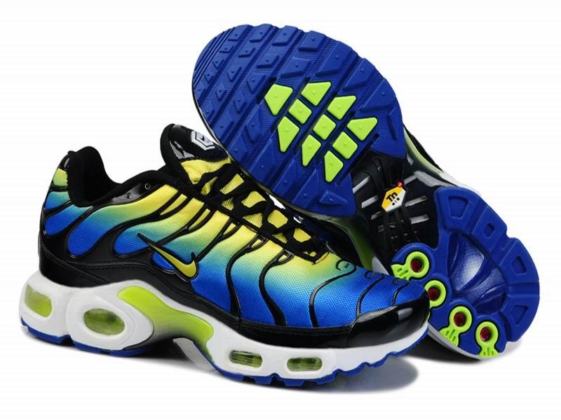 chaussures de sport homme nike tn