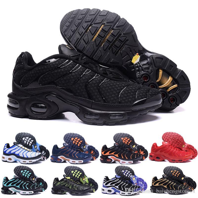 chaussures nike tn noir