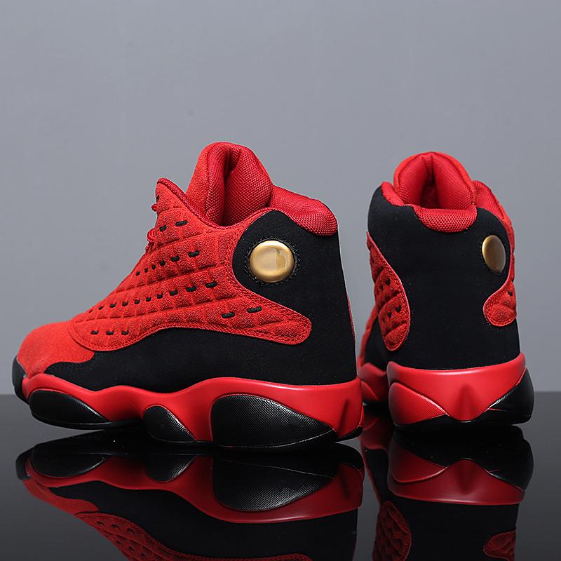 chaussure homme nike jordan rouge